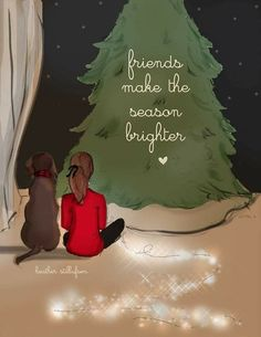 Wishing you all a very Merry Christmas - ❤️🎅🏼🎄💚♥️🎅🏻 Merry Christmas Quotes, Christmas Love, Christmas Pictures, Christmas And New Year, All Things Christmas, Friendship Christmas Quotes, Illustration Noel, Illustrations, Rose Hill Designs