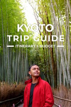 Kyoto Trip + Itinerary Guide for First-Timers … Here's a starter Kyoto travel guide with sample itinerary, budget, places to visit & more. Kyoto Travel Guide, Travel Guides, Budget Travel, Travel Trip, Kyoto Itinerary, Tourist Spots, Day Tours, Japan Travel, Where To Go