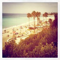 << travel :: aliso beach, laguna beach, california >>