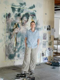 Jenny Saville - so young and SO gifted...