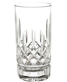 Waterford Barware, Lismore Highball - Bar & Wine Accessories - Dining & Entertaining - Macy's