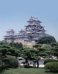 #Himeji Castle 姫路城