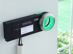 Smart Sprinkler System by Skydrop - connects to weather to turn off sprinklers when it's rained