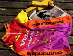 Cannondale R1000 Paul Smith bicycle spokes time trial bike cycling jersey