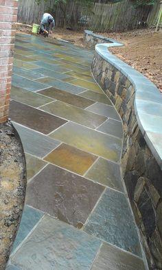 Painted Asphalt Driveway Driveway Design Asphalt