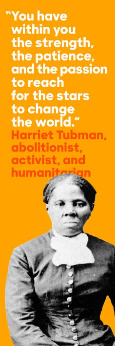 On Harriet Tubman Day, we honor an American hero who represents courage and freedom. After escaping slavery in 1849, she helped hundreds of slaves leave the South via the Underground Railroad, a secretive network of safe routes and homes. A wife and mother, Tubman worked for the Union during the Civil War, as a nurse, spy and armed scout. In the Combahee River Raid, Tubman led 150 black Union soldiers in freeing more than 700 South Carolina slaves.