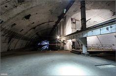 Abandoned Underground Military Bases | Abandoned secret underground submarine base, Balaklava ...