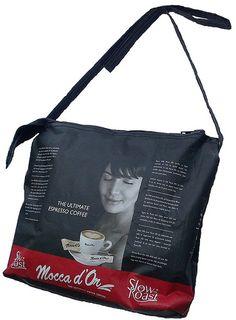 Italian Coffee Handbags - Model Milano Benghalensis