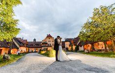 #Hochzeit in Gut Sonnenhausen bei #München Wedding Locations, Hotels