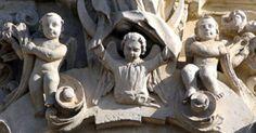 Mission San José | Facade detail | San Antonio