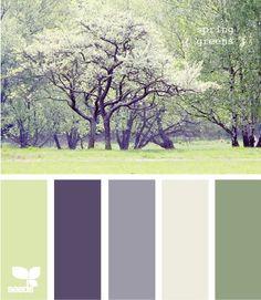 Brittany & Scott: color palette ideas