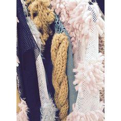 #Details #Sneakpeek #fashionfinals #fahmoda #fashionstudent #pastels #knitwear #mesh #graduatecollection