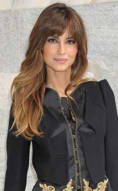 Long Hairstyles For Long Faces Interesting Long Layered Hairstyles With Bangs For Oval Faces Hairstyles For