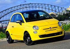 New Fiat 500 & 500 C TwinAir on sale in Australia