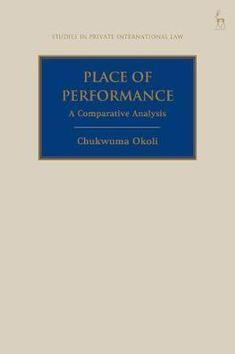 Place of performance / Chukwuma Samuel Adesina Okoli  Hart, 2020