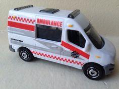 Renault Master Ambulance MBX