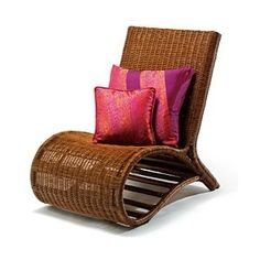 Bengal Basket - CH039 Cane Chair