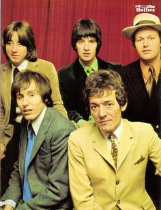 The Hollies 69