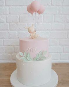 The sweetest 1st birthday cake! The sweetest 1st birthday cake!