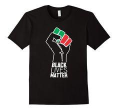 Black Lives Matter Fist T-Shirt, only $19.99