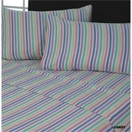 flannelette candy stripe sheets - so hideous - so comfy! 1970s Childhood, My Childhood Memories, Childhood Toys, Memories Box, Sweet Memories, Flannelette Sheets, I Remember When, Candy Stripes, My Memory