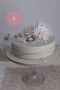 eightieth birthday cake