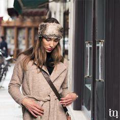 De winter is nu echt aangebroken met die koude temperaturen, maar dat betekent natuurlijk niet dat je er niet fashionable meer uit hoeft te zien.