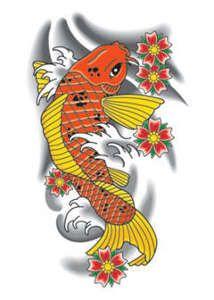 1000 Images About Tattoo On Pinterest Koi Koi Fish