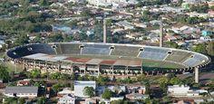 Estádio Olímpico Regional - Cascavel (PR) - Capacidade: 28,1 - Clube Cascavel