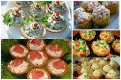 Cele mai gustoase rețete de aperitive pentru masa de sărbătoare - Bucatarul Food Art, Cooking Tips, Party, Muffin, Breakfast, Morning Coffee, Parties, Muffins, Cupcakes