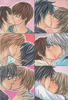 Junjou Romantica and Sekaiichi Hatsukoi!   So cute!!!!