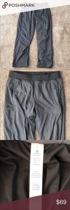 Lululemon sweatpants/joggers in size Large Lululemon sweatpants/joggers in size Large   Gently worn in great condition lululemon athletica Pants Sweatpants & Joggers