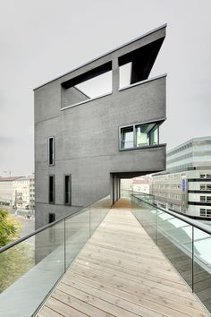 L40 by Bundschuh Architekten in Berlin, Germany built 2010