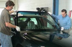 We will give you a specific time frame for the repair appointment when scheduling. For your convenience, our auto glass technicians will call you to confirm the appointment and provide a more accurate time of arrival. http://byautoglass.com/