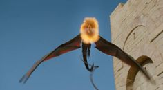 Game of Thrones Season 3 Episode 4: Awesome shot of dragon fire!