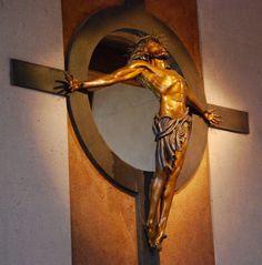 Triumph of the Cross Crucifix | by nebulous 1