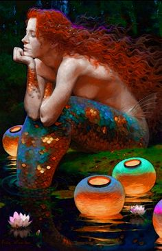 Victor Nizovtsev mermaids - Google Search