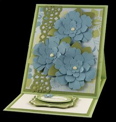 Beautiful Easel Card