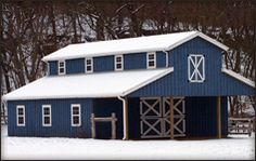 "My kids would say ""Duke Blue"" barns are no good.  I need this in ""Tarheel Blue"""