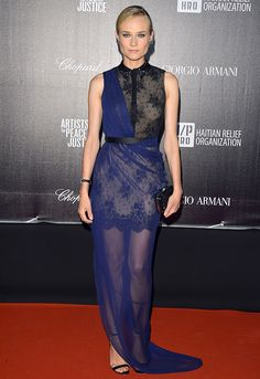 2 <3s - Diane Kruger's style and Jason Wu. Could she be more stylish? :-)
