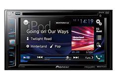 3. Pioneer AVH-X2800BS In-Dash DVD Receiver