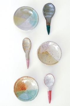 Salt and Pepper Dishes by Shino Takeda