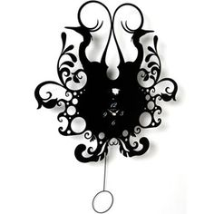 Another Herr Thiessen inspired clock, the Back Nature Cuckoo Clock by Roberto Rizzi. It also comes in white. Baroque, Modern Cuckoo Clocks, Colorful Desk, Black Clocks, Style Noir, Cool Clocks, Red Candy, Room Themes, Discount Designer