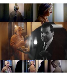 <3 Bates & Anna - Downton Abbey