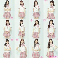 Kpop Girl Groups, Korean Girl Groups, Kpop Girls, Japanese Girl Group, Korean Idols, Produce 101, The Wiz, K Idols, Yuri