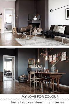 5Het effect van kleur en styling op een ruimte
