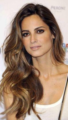 Hottest Highlights for Dark Brown Hair