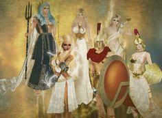 On IMVU Nowhere Gods and Goddess