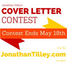 Cover Letter Contest