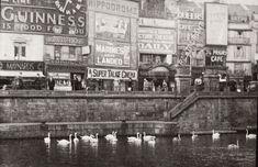 Old Pictures, Old Photos, Vintage Photos, Free Republic, Molly Malone, Dublin Street, Bristol England, Cork City, Photo Engraving